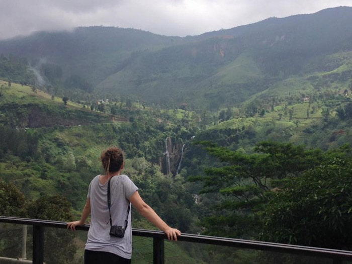 Itinerario de viaje a Sri Lanka: En ruta de Kandy a Nuwara Elya