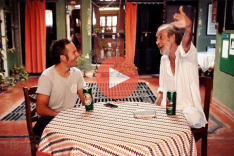 Una cerveza con Nando Baba