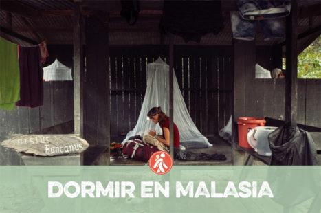 DORMIR EN MALASIA