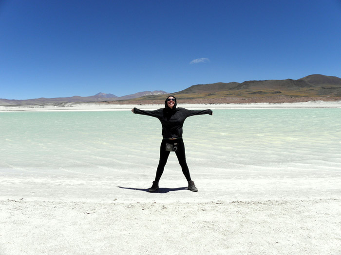 Itinerario de viaje a Chile: Piedras rojas, Atacama. Un pedacito de Chile