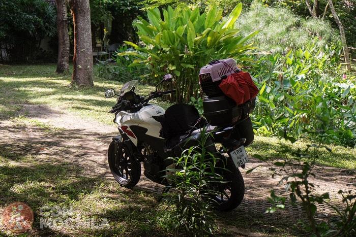 Nuestra Honda CB500X