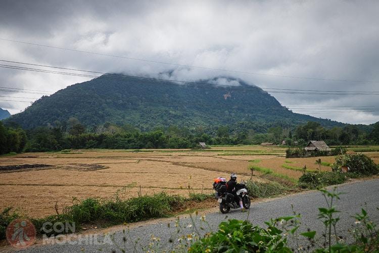 Salimos de Nong Khiaw