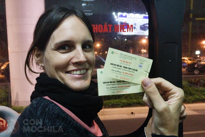 30.000 VND por ticket