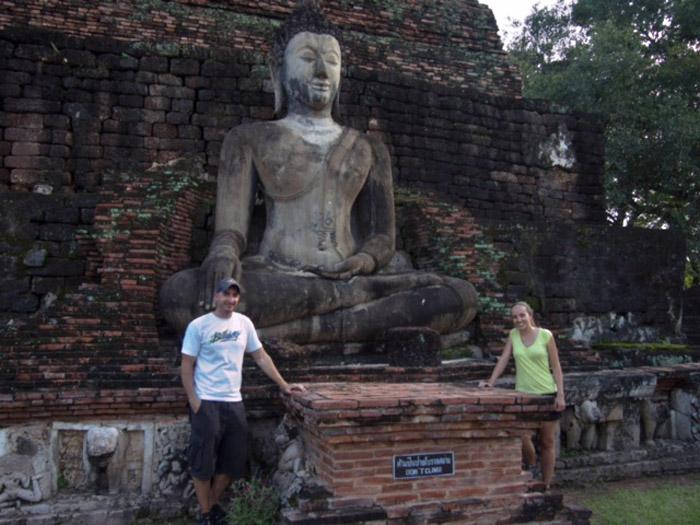 Itinerario de viaje a Tailandia y Camboya: Parque Histórico de Sukhothai