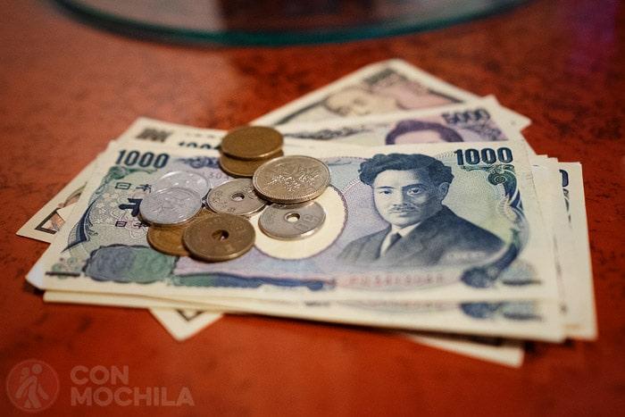 YEN japonés, la moneda de Japón