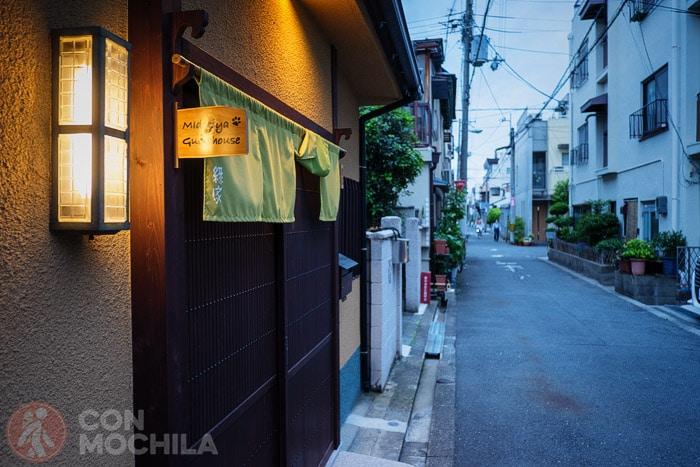 Osaka guesthouse midoriya