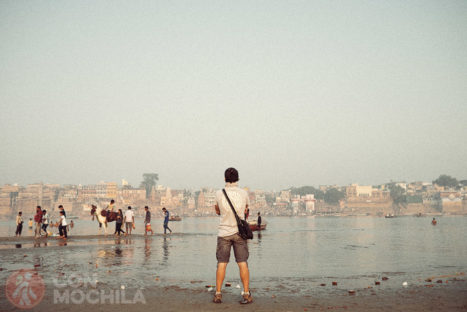 Varanasi 2016. Foto de Nando Baba
