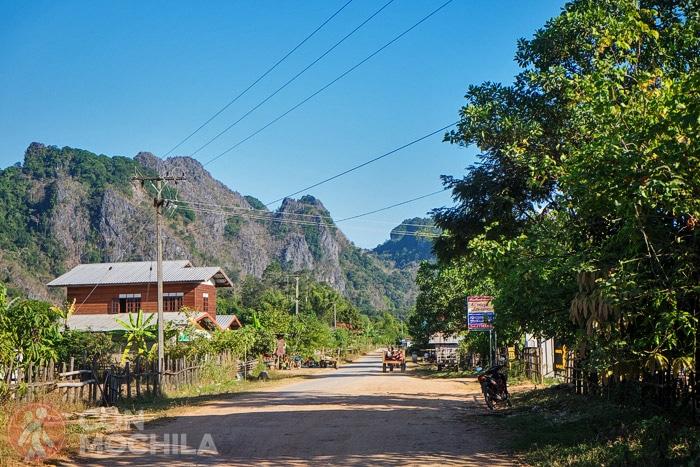 El pueblo de Kong Lor