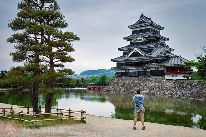 El castillo de Matsumoto