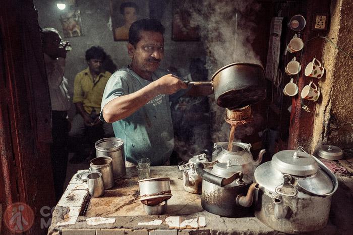 El hombre que hacía el chai en Varanasi cada mañana al amanecer