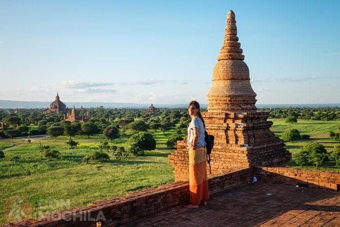 Templos de Bagan, en Birmania