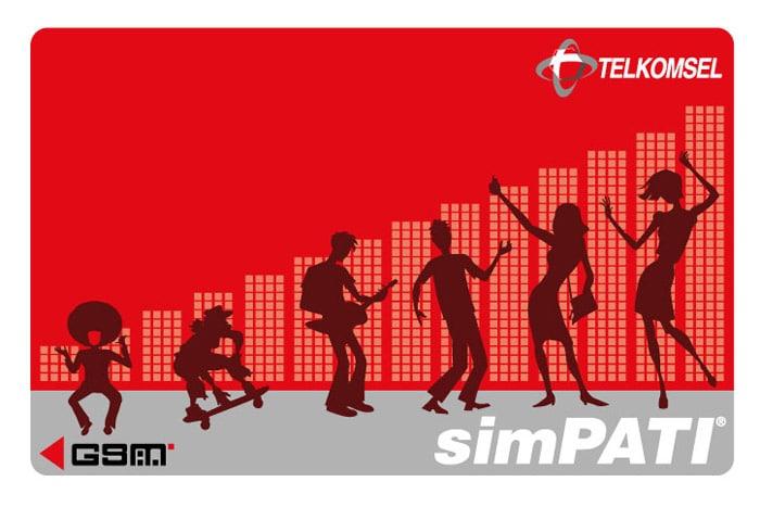 Tarjeta SIM con internet en Indonesia