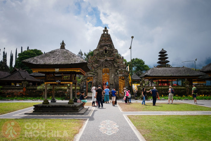 Penataran Agung Temple