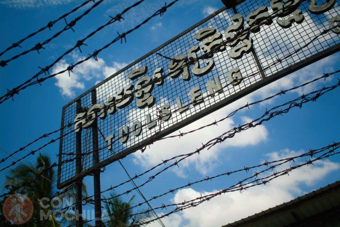 Tuol Sleng o S-21