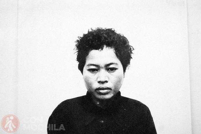 Torturada, humillada y asesinada por el jemer rojo