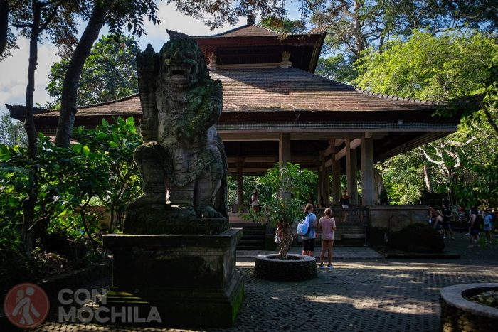 Más templos del santuario