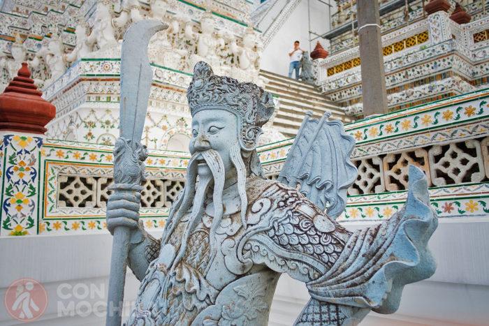 Otra figura del templo