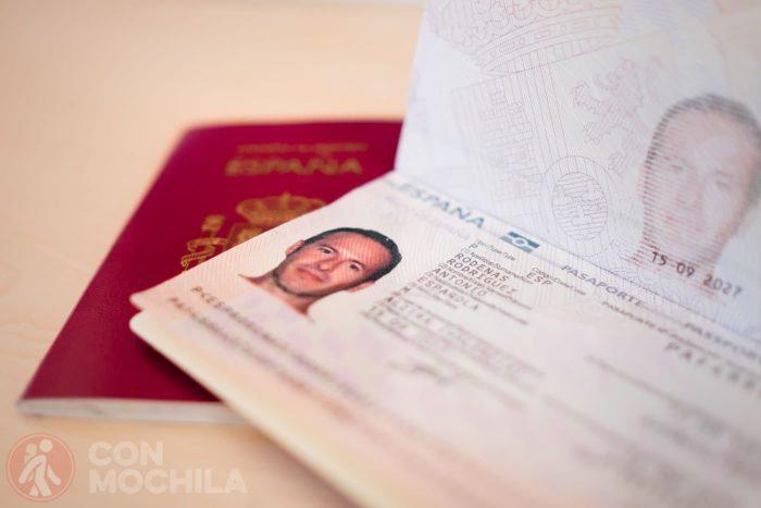 Pasos para renovar pasaporte