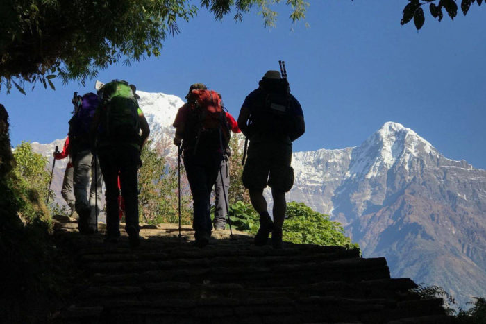 Itinerario de viaje a Nepal: Ruta Santuario del Annapurna