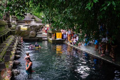 Pura Tirta Empul de Bali