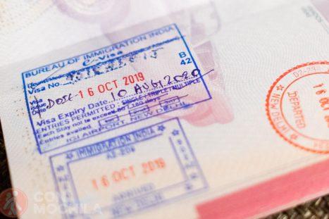 Visado India hasta 5 años
