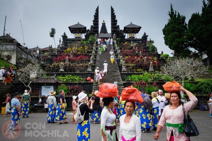 Pura Besakih, el Templo Madre de Bali