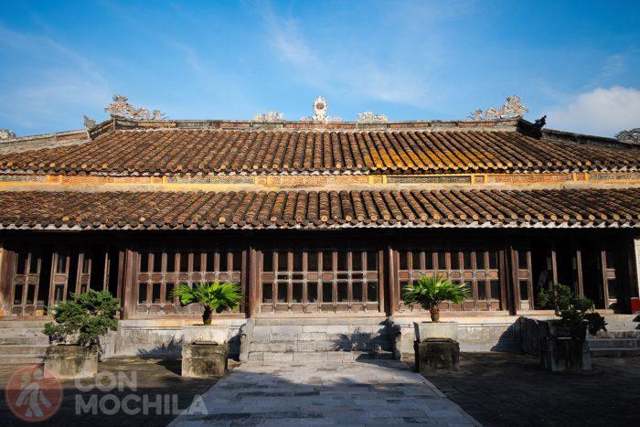 Hoa Khiem Temple