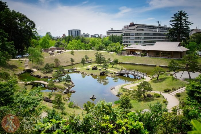 Jardín Gyokusen'inmaru