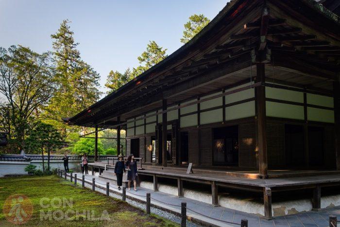 El sub-templo Nanzen-in dentro del complejo