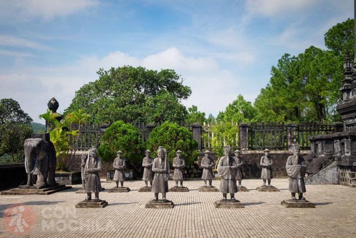 La corte mandarín