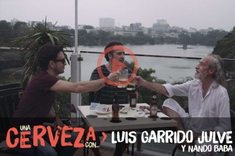 15. Una cerveza con... Luis Garrido-Julve