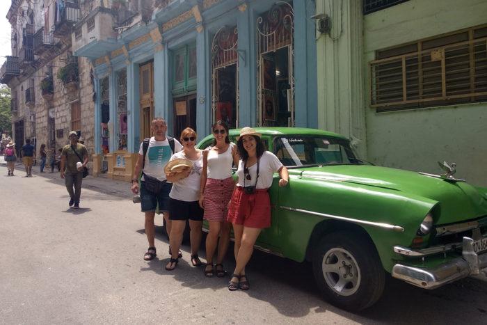Itinerario de viaje a Cuba: La Habana en familia