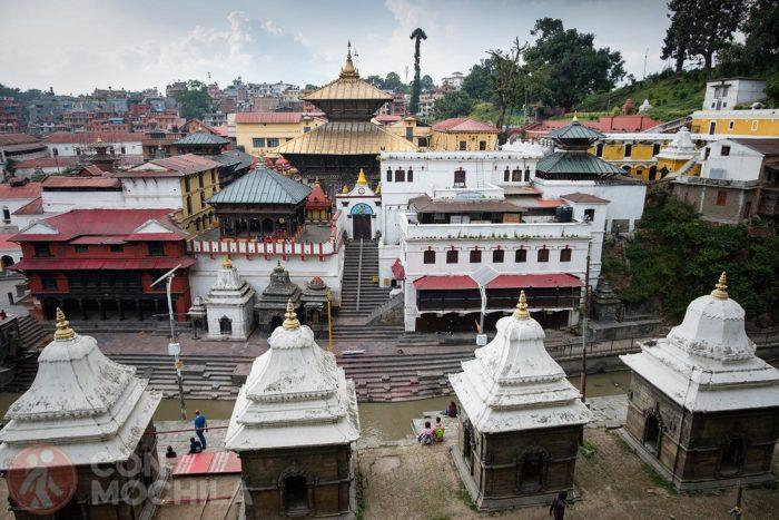 Pashupatinath Temple de Katmandu