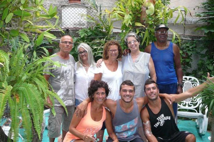Como en familia en La Habana