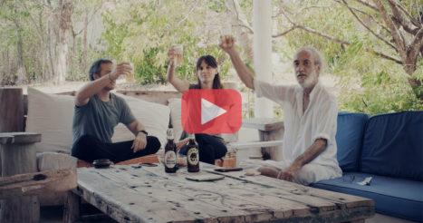16. Una cerveza con... Nando, Carme y Toni