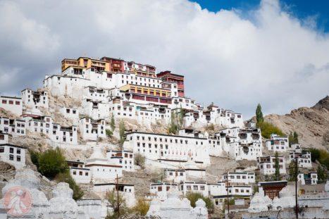 Thiksey monastery de Leh