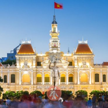 Guía de viaje Ho Chi Minh