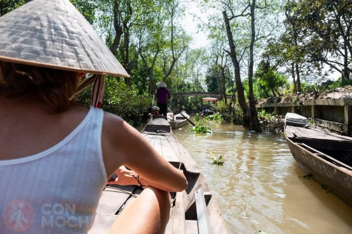 ¡Bienvenidos al Delta del Mekong, otra vez!