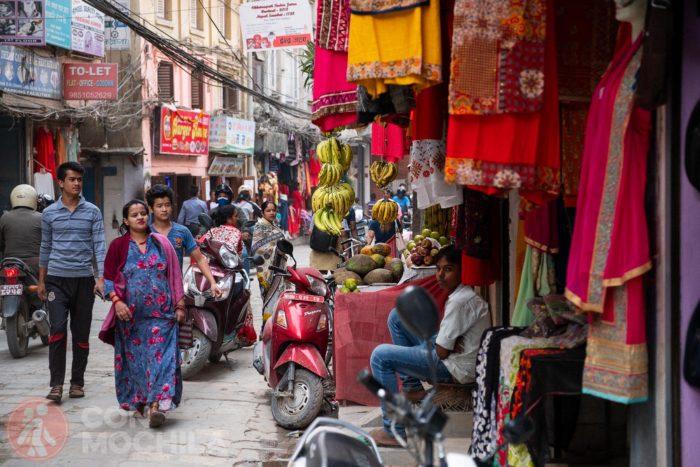 Textiles y de todo tipo de tiendas