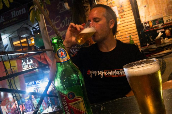 Namaste, una nueva cerveza local bien buena