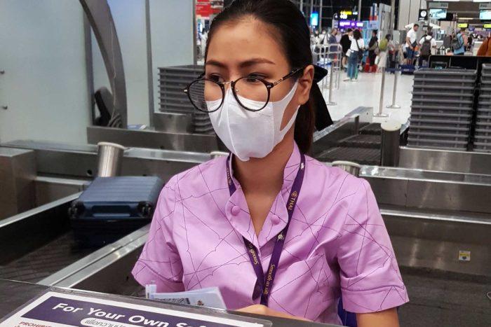 aeropuerto virus Tailandia