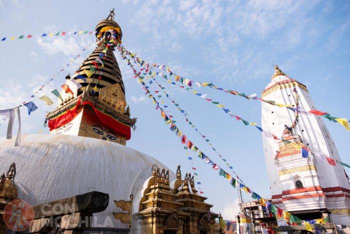 Detalle del templo