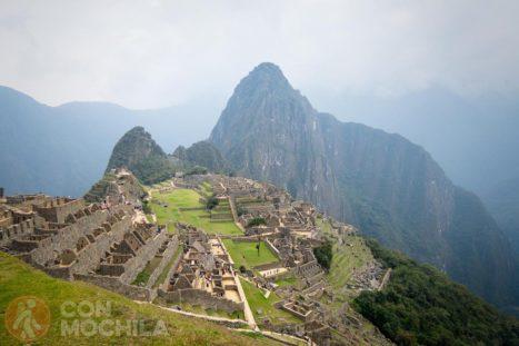 ...al Machu Picchu