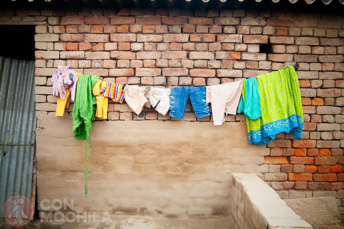 Casa en las afueras de Delhi