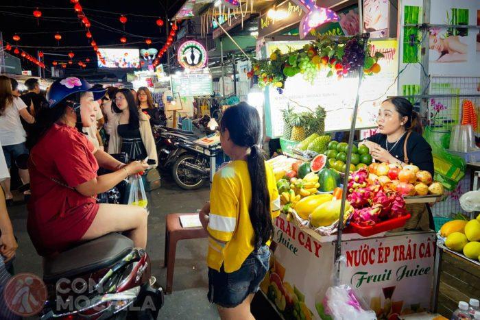 Mercado Duong Dong