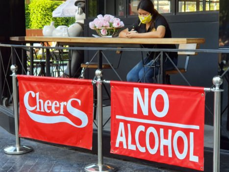 brindis sin alcohol