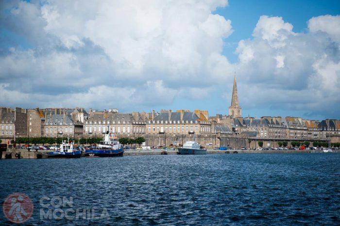 Disfruta de Saint-Malo