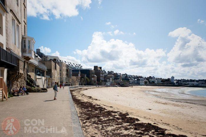Playas de Saint-Malo