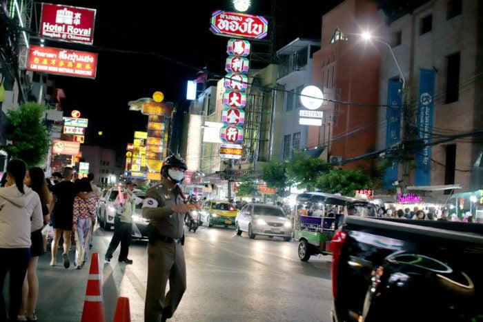 Bangkok barrio chino