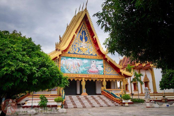 Savannakhet es un destino muy poco turístico